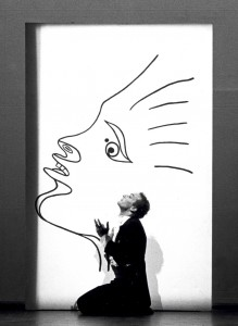 Graeme Murphy as Jean Cocteau (photo ©Branco Gaica)