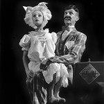 TIVOLI - Daddy and Baby Doll (ventriloquist act - Tracey Carrodus and Tim Tyler)
