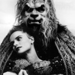 Kathryn Dunn as 'Beauty' Tristan Borrer as 'the Gothic Beast' (1993 Premiere season)